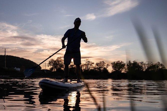 Sander Quarry Paddleboard Sunset Tour